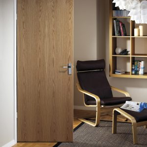Interior Flush Door Collection